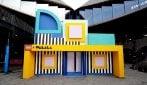 House of DOTS, la prima casa fatta tutta con nuovi LEGO 2D