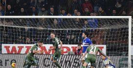 Serie A 19-20, Sampdoria-Napoli