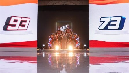 MotoGP 2020, le foto della presentazione Honda a Jakarta