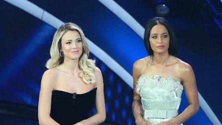 I look della prima serata del Festival di Sanremo 2020