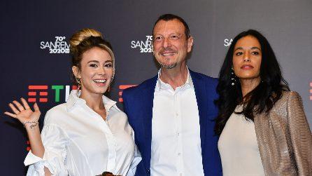 Festival di Sanremo 2020, le immagini della prima serata