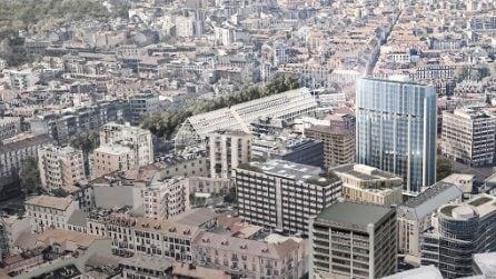12 nuovi grattacieli per Milano