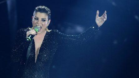 Emma Marrone, i due look per il Festival di Sanremo 2020