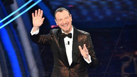 Festival di Sanremo 2020, le immagini della seconda serata