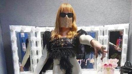 I look di Myss Keta a Sanremo 2020