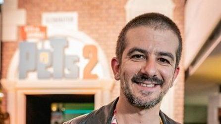 Francesco Mandelli, cantante e attore che duetta con Paolo Jannacci a Sanremo 2020