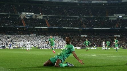 Copa del Rey, le immagini di Real Madrid-Real Sociedad
