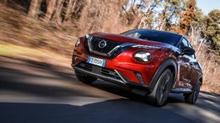 Nissan Juke: stile, tecnologia e piacere di guida