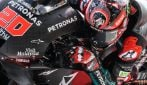MotoGP, le foto dei test di Sepang