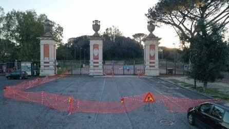 Napoli, il Parco Virgiliano resta chiuso a causa del maltempo