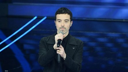 Diodato i look a Sanremo 2020