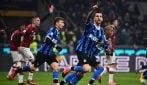 Serie A, le immagini del derby Inter-Milan