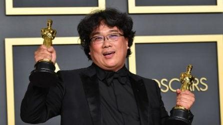 Oscar 2020, le foto dei vincitori di tutti i premi