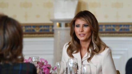 """Melania e Ivanka Trump con i cappotti """"di lusso"""""""