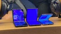Samsung. Galaxy. Z Flip: il design del nuovo pieghevole