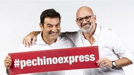 "Le coppie di concorrenti di ""Pechino Express - le stagioni dell'Oriente"""