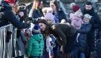 Kate Middleton, i look riciclati per le visite in Irlanda e Scozia
