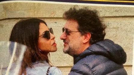 Le foto di Leonardo Pieraccioni e Teresa Magni