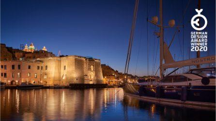 La fortezza dei Cavalieri di Malta diventa un hotel di lusso premiato