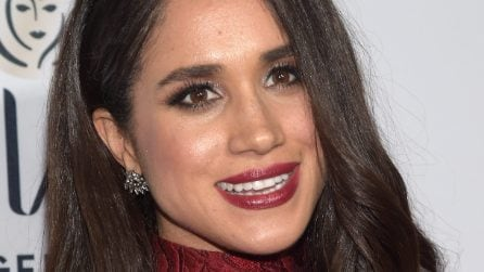 I beauty look di Meghan Markle prima dell'etichetta reale