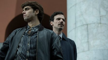 Il Cacciatore 2, la serie con Francesco Montanari nei panni di Saverio Barone