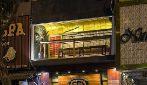 Un vecchio magazzino diventa il più piccolo ristorante del mondo
