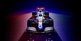 F1, la Williams si svela: ecco la FW43 di Russel e Latifi