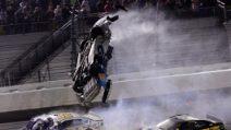 NASCAR, terribile incidente per Ryan Newman