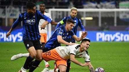 Champions League, Atalanta-Valencia