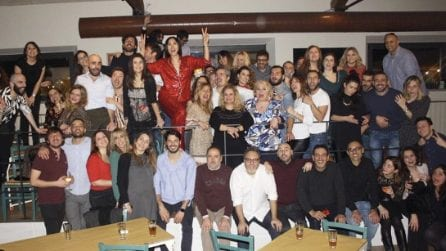 Il look di Caterina Balivo per la festa dei 40 anni