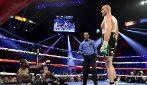 Boxe, Tyson Fury è di nuovo campione del mondo