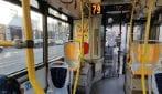 Coronavirus, bus e treni deserti a Milano nel primo lunedì con scuole e università chiuse