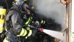 Abbiategrasso, a fuoco il magazzino di Acqua e Sapone: danneggiato anche il negozio Maxi Zoo