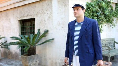 """""""Permette? Alberto Sordi"""", le foto di scena del film con Edoardo Pesce"""