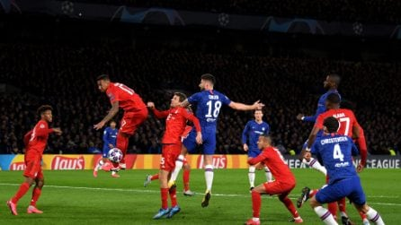 Champions League, Chelsea-Bayern Monaco