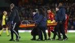 Gerard Deulofeu, grave infortunio al ginocchio