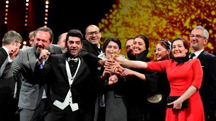 Le foto dei vincitori alla Berlinale 2020