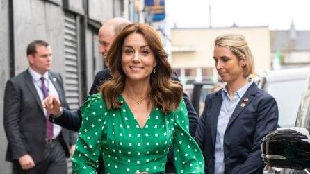 Kate Middleton, i look per il nuovo tour in Irlanda