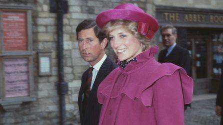 Kate Middleton come lady Diana: i look col colletto arricciato delle principesse