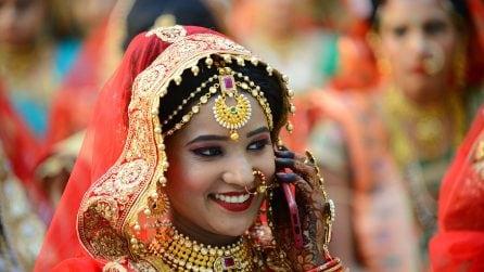 I matrimoni nel mondo: tra abiti tipici e colori accesi