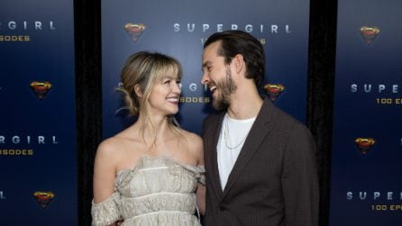 "Melissa Benoist e Chris Wood, i Kara e Mon-El di ""Supergirl"" presto genitori"