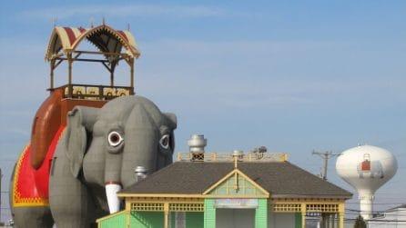 Una notte nella pancia di un gigantesco elefante: benvenuti in Lucy the Elephant