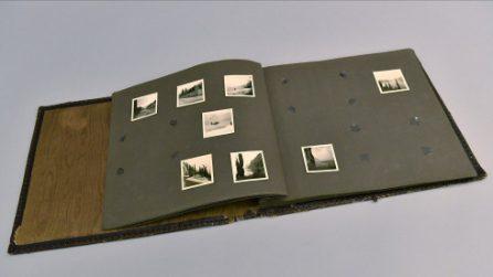 L'album fotografico shock realizzato con pelle di una vittima del campo nazista