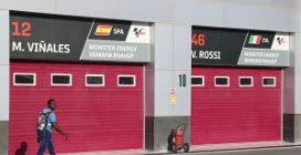 Coronavirus, MotoGP in Qatar cancellata: box chiusi e paddock deserto