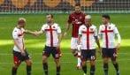 Serie A, le immagini di Milan-Genoa