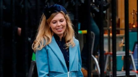 Carrie Symonds, i look bon-ton della nuova First Lady inglese