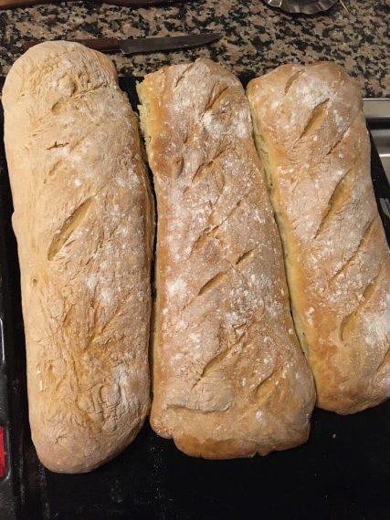 Pane fatto in casa di Denise Daniela Muoio