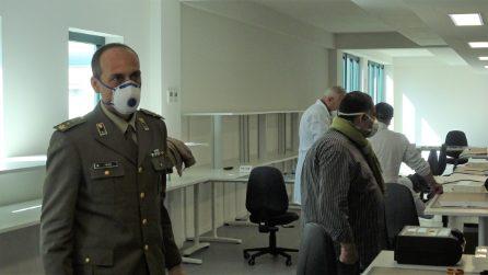 Coronavirus, nell'unica fabbrica di respiratori polmonari arriva l'esercito