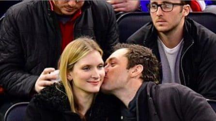 Jude Law e la moglie Phillipa Coan saranno presto genitori, per l'attore è il sesto figlio