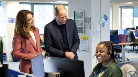 William e Kate tra gli operatori sanitari che stanno fronteggiando l'emergenza da Coronavirus